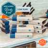 3 Day Meal Plan - Pescatarian