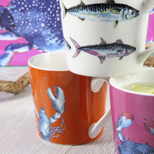 Dish of the Day Fish Mug