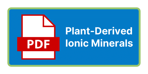 Download Plant-Derived Ionic Minerals