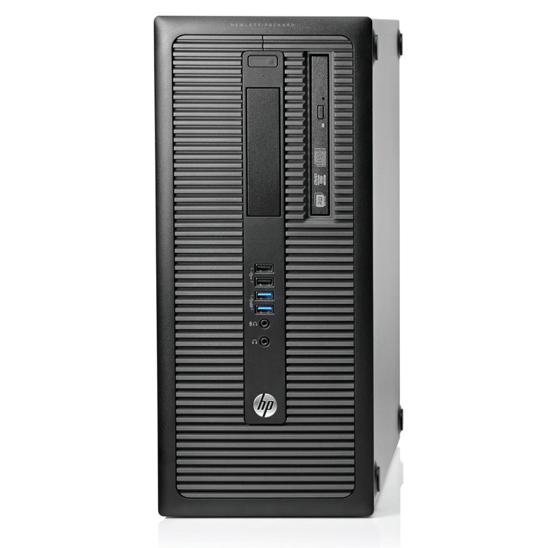 HP ProDesk 600 G1 Desktop Mini Tower PC Intel Quad Core i7-4770 3.4GHz Windows 10 Pro