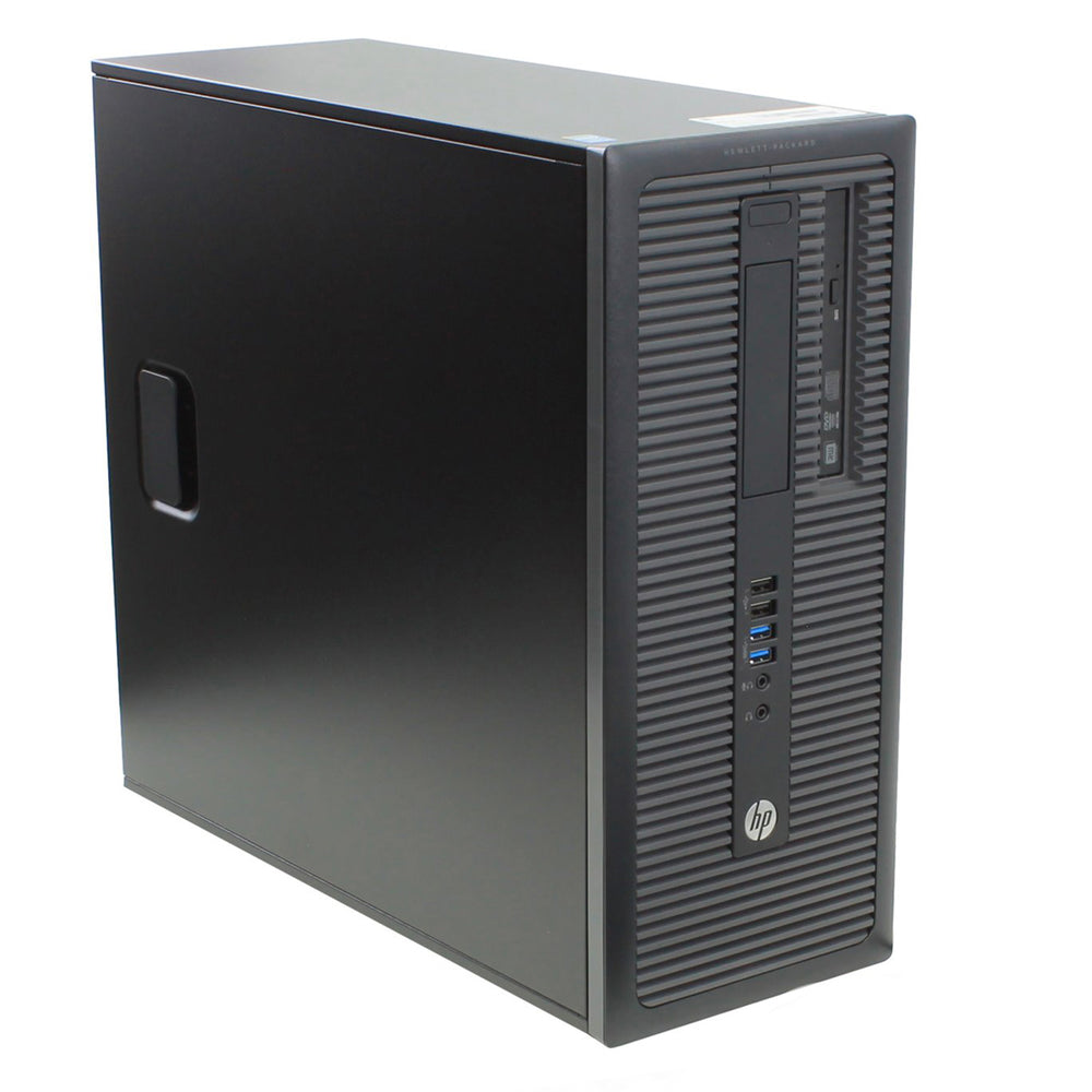 HP ProDesk 600 G1 Tower Core i5-4590 up to 3.7GHz 16GB Ram 480GB SSD 2TB HDD Windows 10 Pro