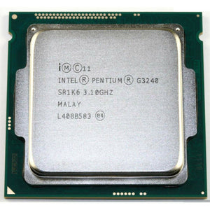 Intel Pentium G3240 3.1GHz Dual-core Processor LGA 1150 SR1K6 thumbnail