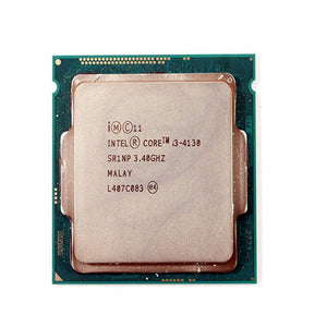 Intel Core i3-4130 SR1NP 3.40GHz 3M Cache FCLGA1150 Processor CPU thumbnail