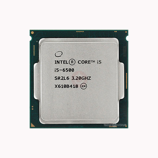 Intel SR2L6 Core i5-6500 3.2 GHz 6th Gen Socket LGA1151 Quad Core CPU