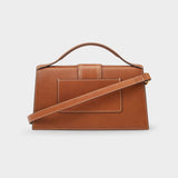 Le Grand Bambino Bag in Brown Leather