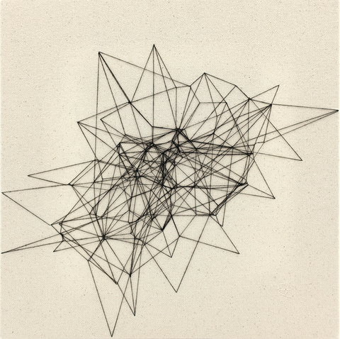 Network made from a handcrafted algorithm