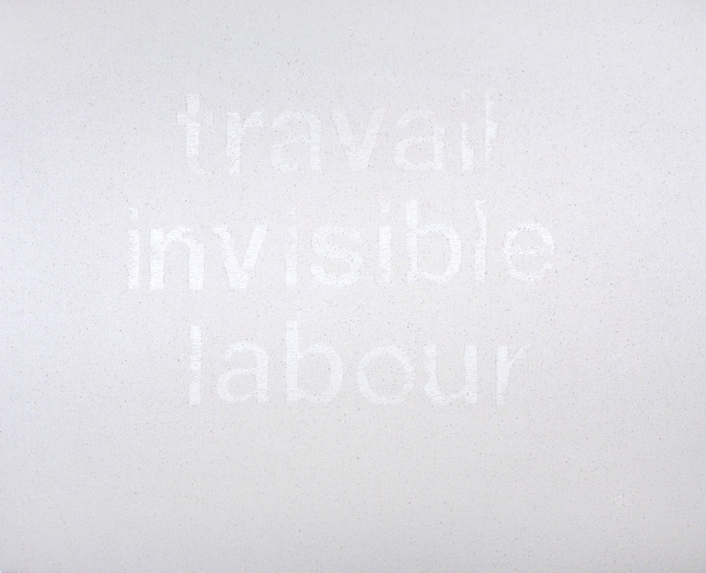 travail / invisible / labour