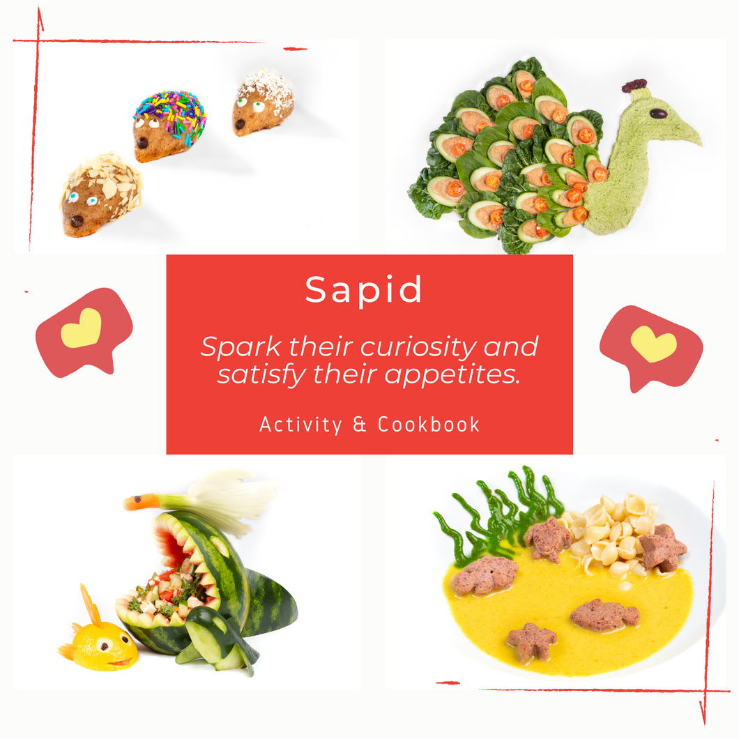 Sapid - My Activity Cookbook