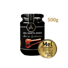 Load image into Gallery viewer, best portuguese food - Santa Maria - Organic Chestnut Honey - 500 g