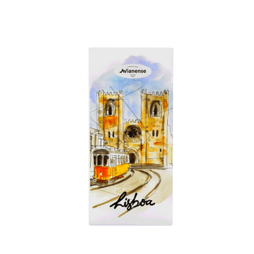 best portuguese food - Avianense - Chocolate Bar - Lisboa Sé - 100g