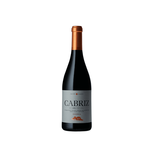 best portuguese food - Cabriz Reserva 2016 tinto - Red Wine - 75cl
