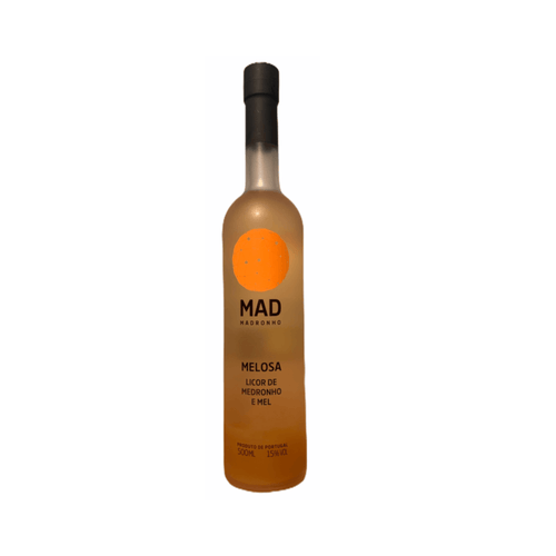 best portuguese food - Liquor of Arbutus and Honey MAD with one glass - 50cl