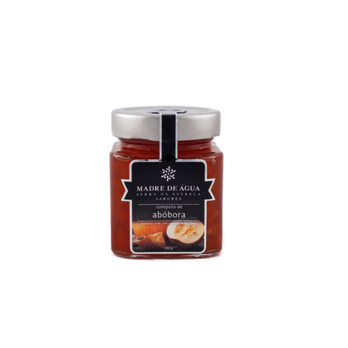 best portuguese food - Madre d'Agua - Pumpkin Jam with big pieces of fruit - 200g