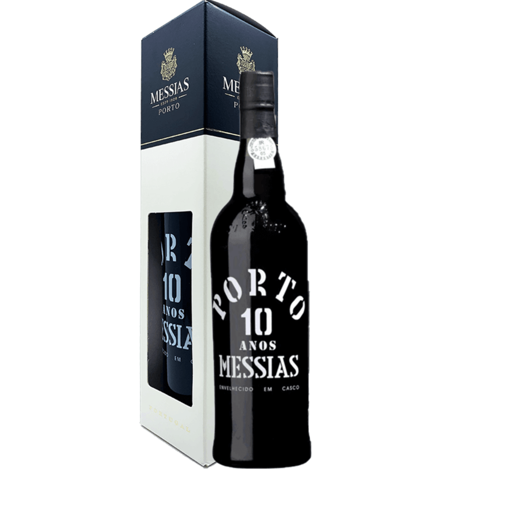 best portuguese food - Messias - Port Wine - Tawny 10 years old - 75cl