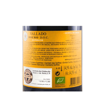 Load image into Gallery viewer, best portuguese food - Vallado Quinta Do Orgal Organic DOC 2018 - Red Wine - 75cl