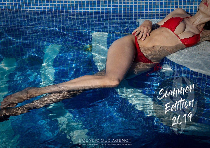 Bodyliciouz Kalender 2019 Summer Edition Cover