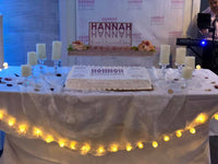 Candle Lighting Display