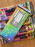 Branded Candy Bars