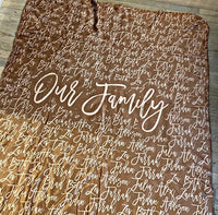 Cozy Family Blanket