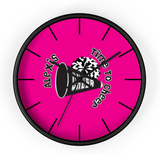 Personalized Custom Design Wall clock