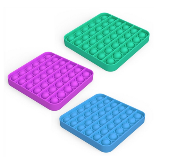 NEW Top Trenz Pop Fidgety - Square