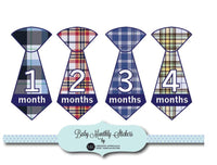 Baby Monthly Stickers- Various Types