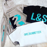 Personalized T-shirt favors