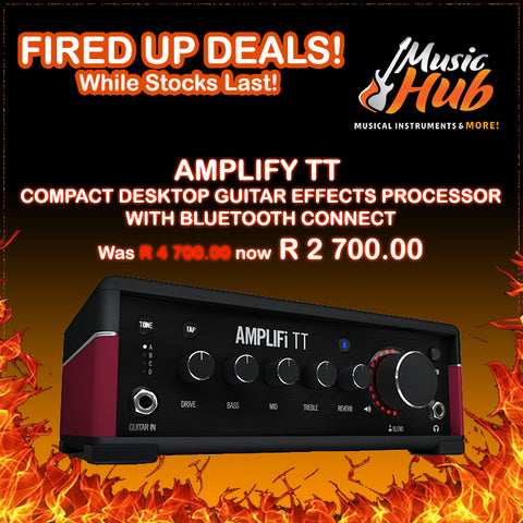 LINE 6 AMPLIFi TT (FIRED UP DEAL!)