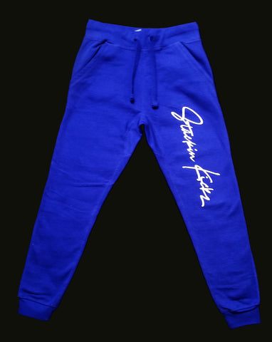 Nipsey Blue Signature Sweatpant