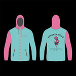 Southbeach Rose Windbreaker