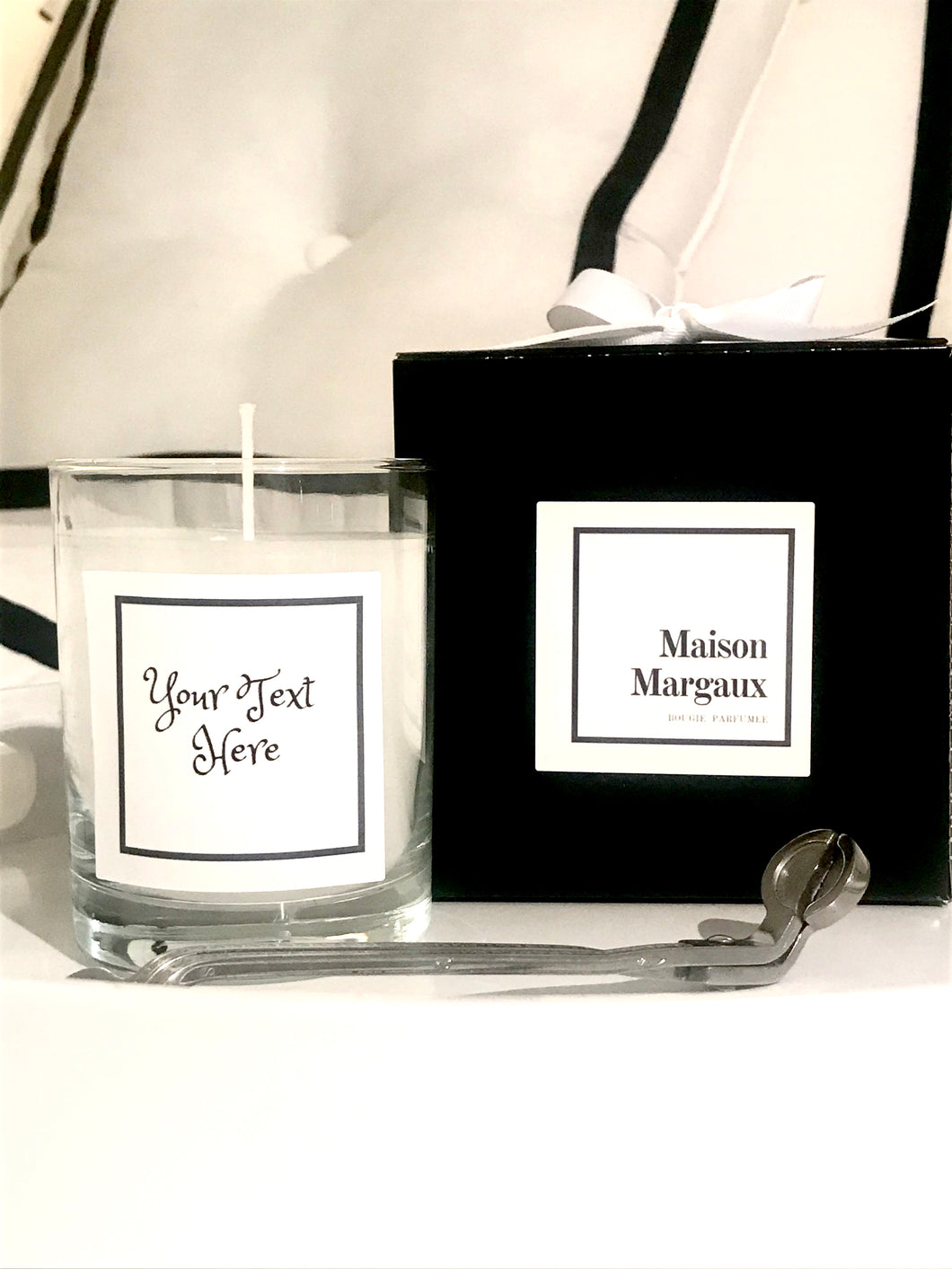Maison Margaux Custom Candle