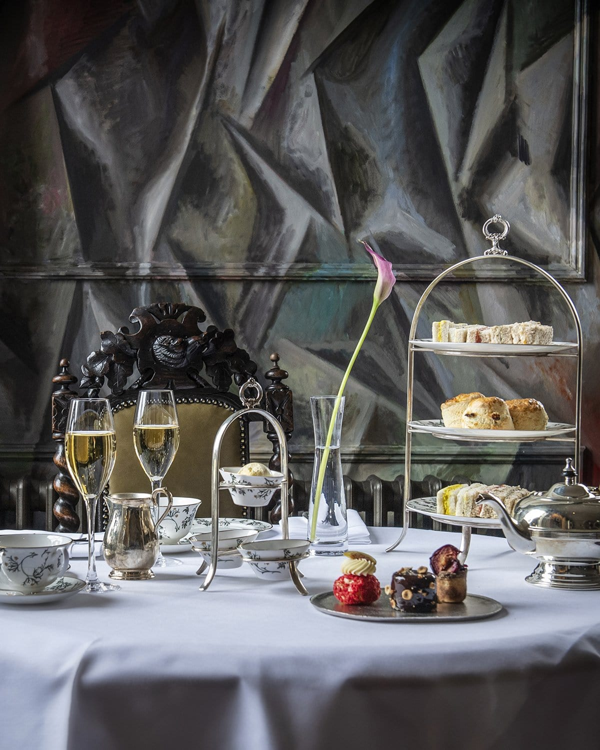 Champagne Afternoon Tea Voucher