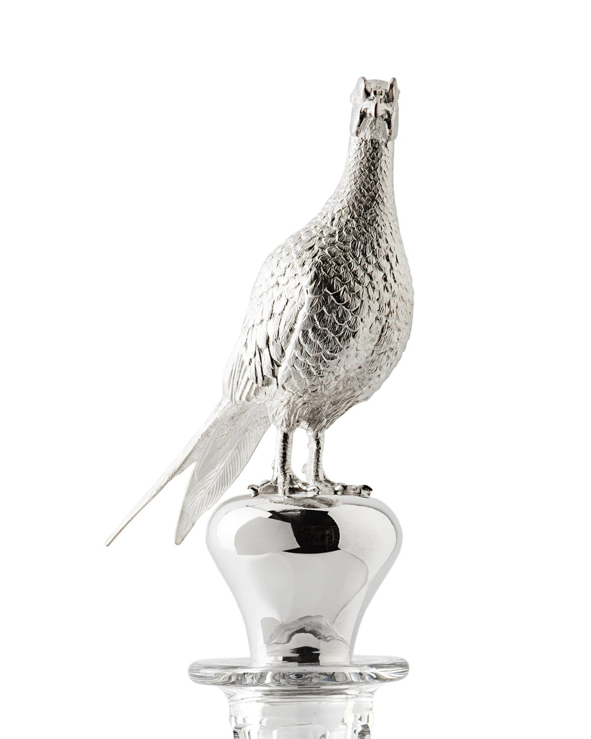 Pheasant Spirit Decanter