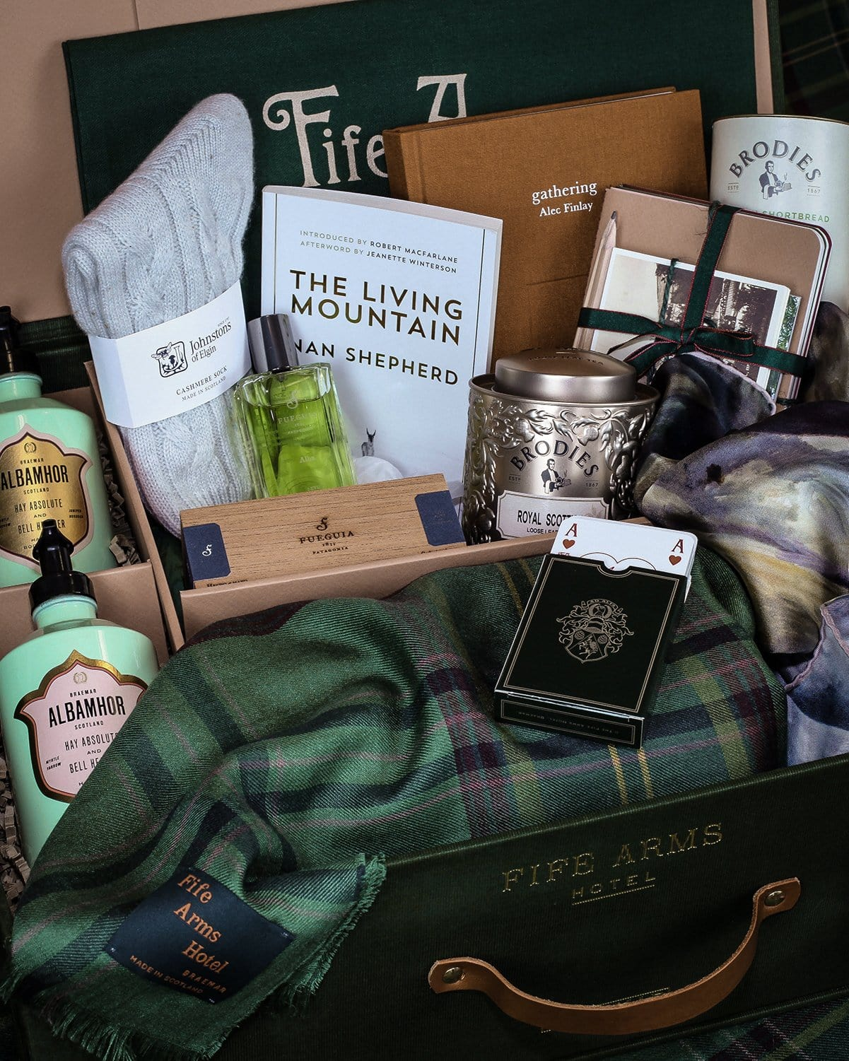 The Elsa's Scottish Gift Hamper