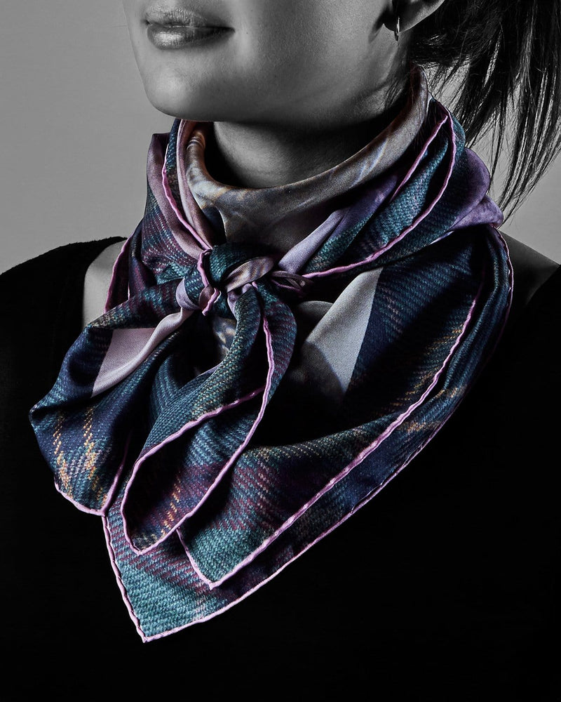 The Fife Arms Antique Foulard by Jane Carr
