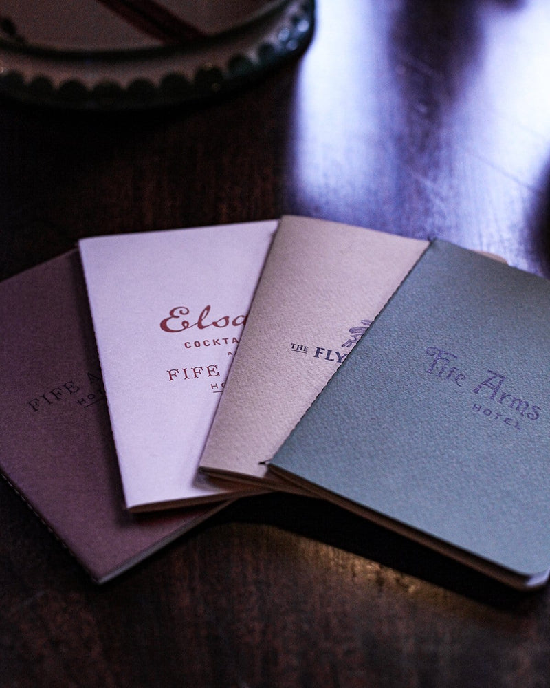The Fife Arms Notebook