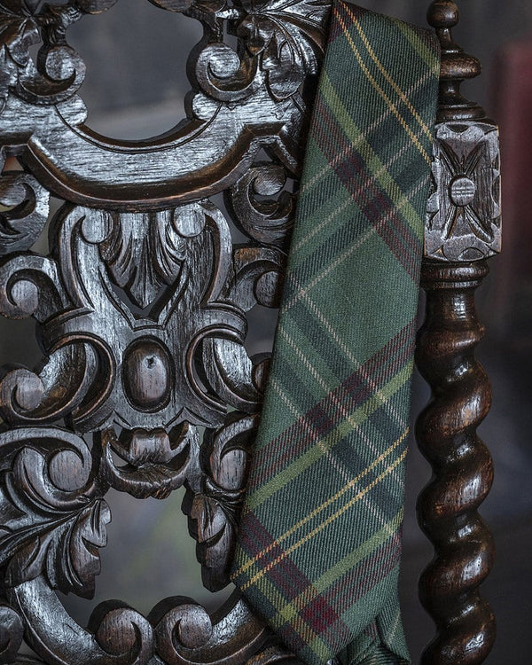 The Fife Arms Tartan Tie