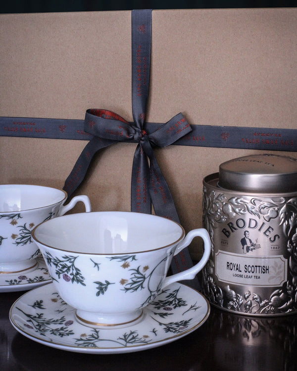 The Fife Arms Afternoon Tea Gift Set