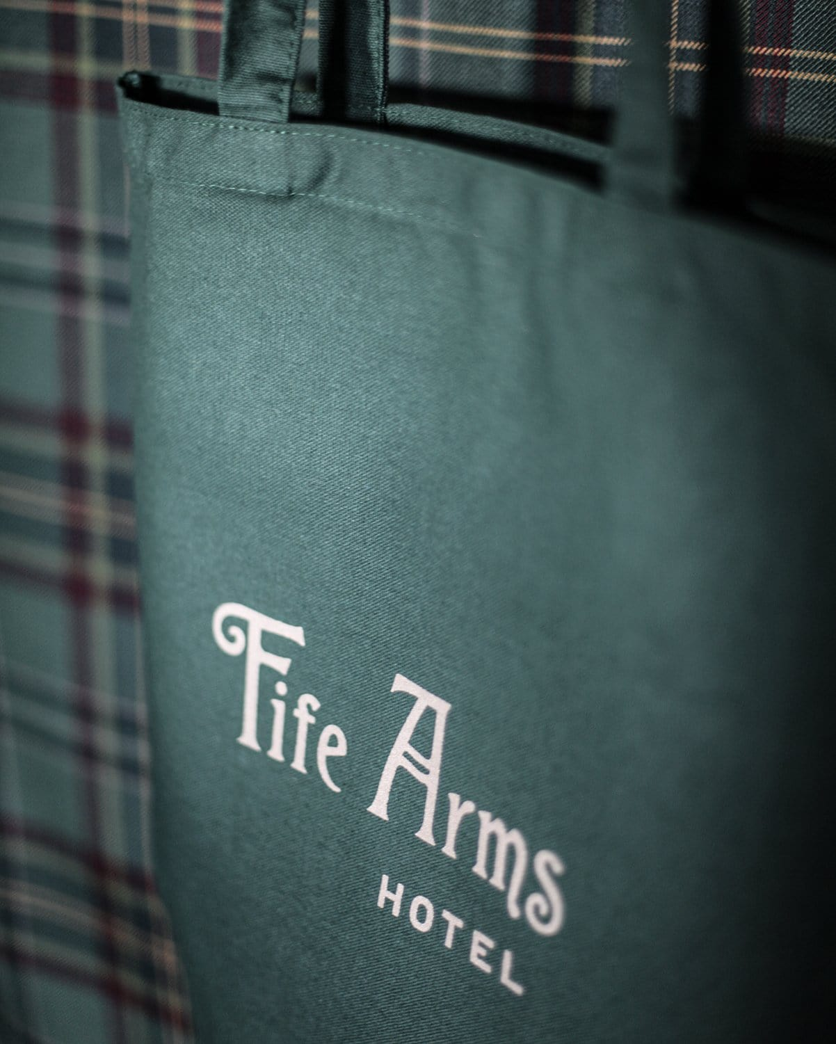 The Fife Arms Tote Bag