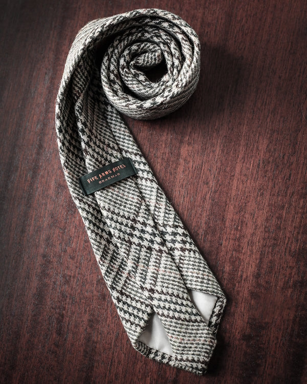 The Fife Arms Tweed Tie by Araminta Campbell
