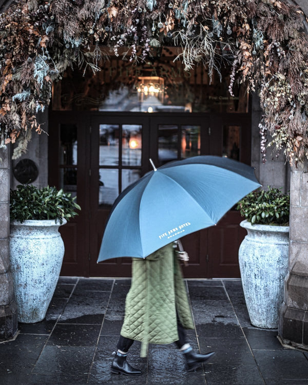 The Fife Arms Umbrella