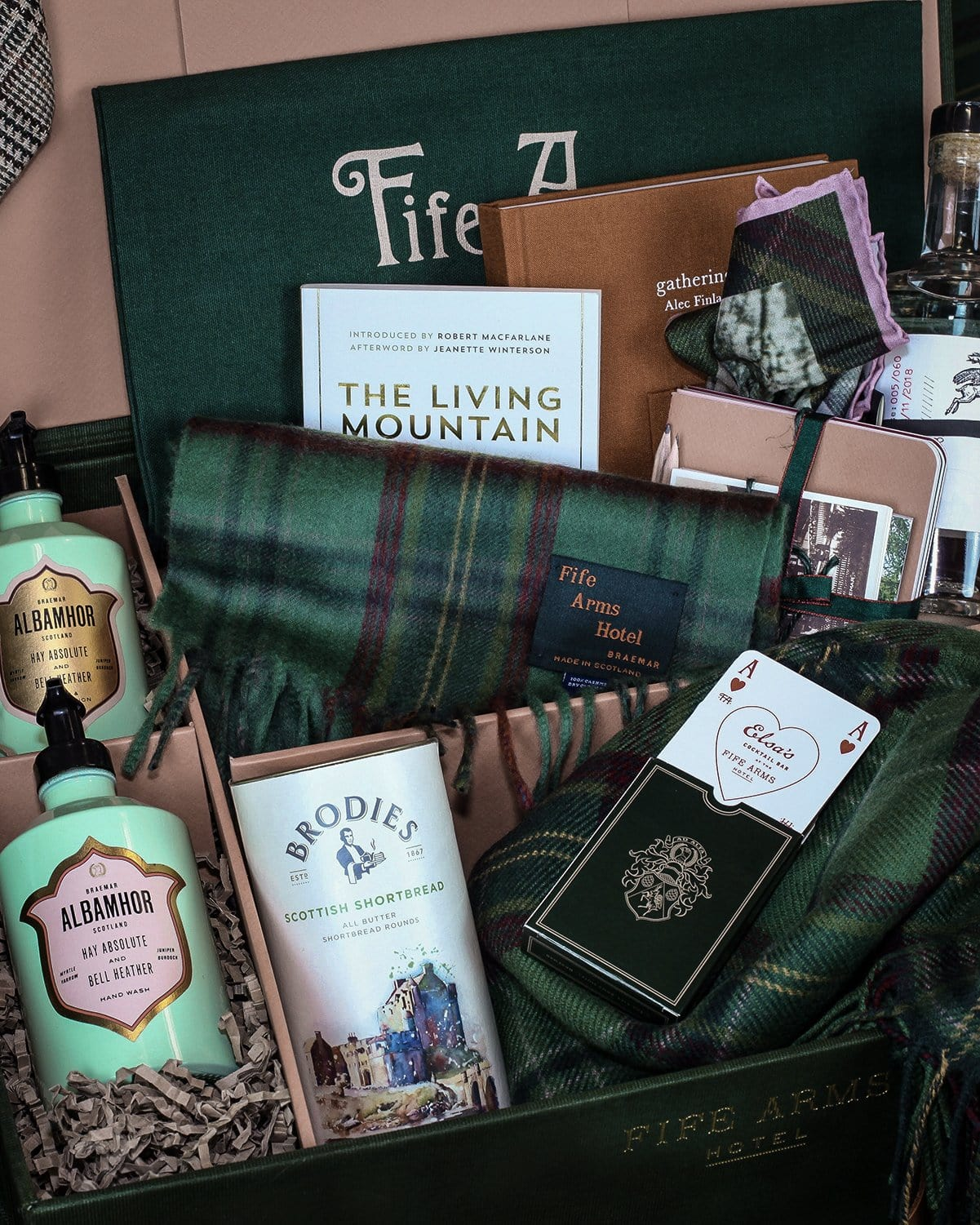 The Flying Stag Scottish Gift Hamper