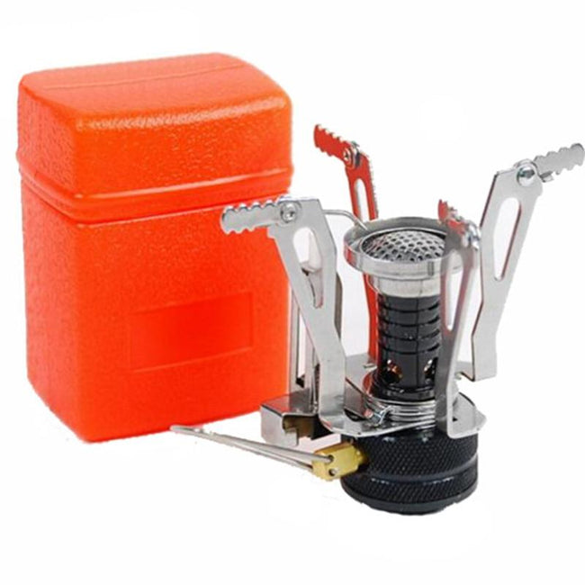 Collapsible Portable Outdoor Camping Stove - Survivors Outlet
