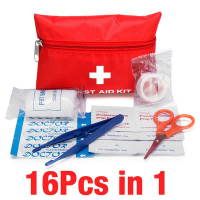 300 Pcs Emergency Safety First Aid Kit - Survivors Outlet