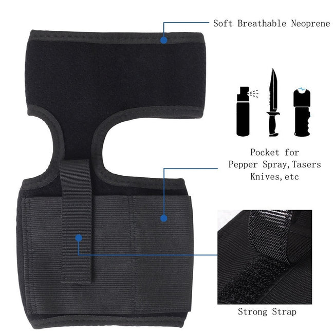 Ankle Holster For Concealed Carry - Survivors Outlet