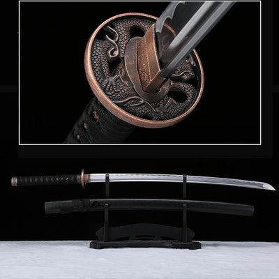 Handmade Japanese katana - Survivors Outlet