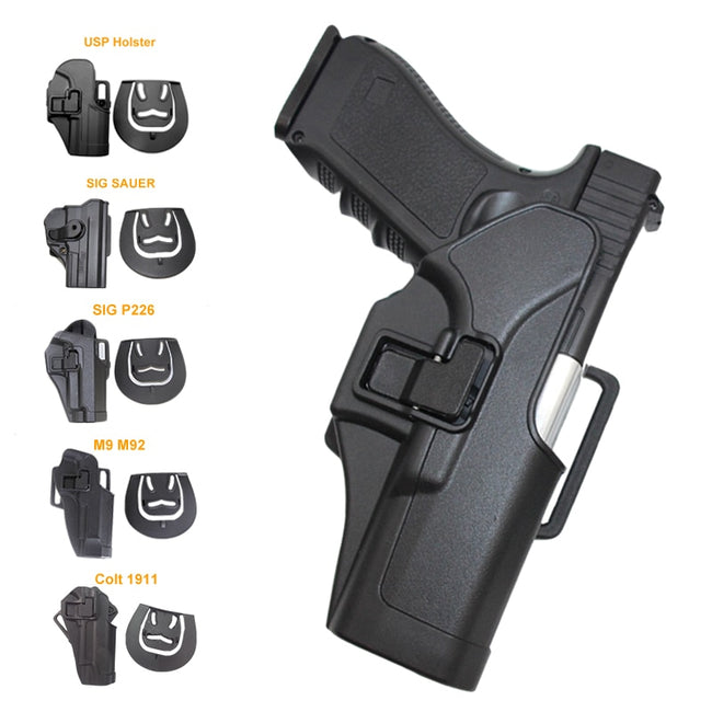 Tactical Gun Holster - Survivors Outlet