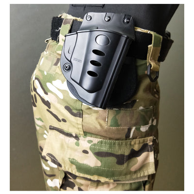 Tactical Revolver Belt Holster - Survivors Outlet