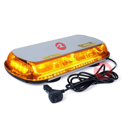 "Baliza Mini Barra LED 17"" (43 cms) - AMBAR - Response"