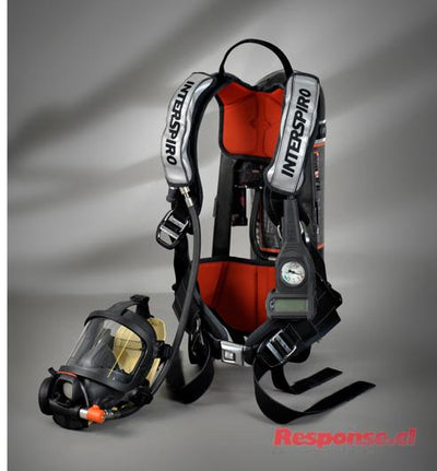 Spiromatic S8 SCBA NFPA - Response